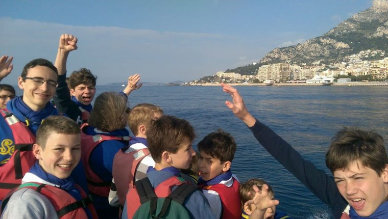 Tournée à Monaco - J4