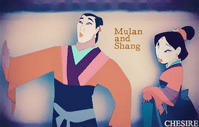 Shang et Mulan