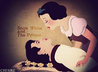 Et pour finir Blanche Neige reveille son doux prince Ferdinand