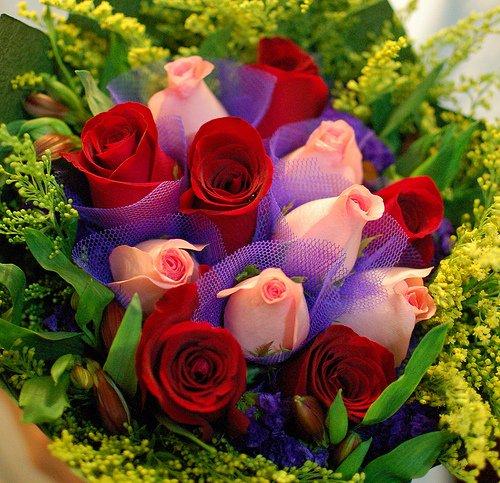 Si tu es Belle Ou Beau ce bouquet est à TOI <3