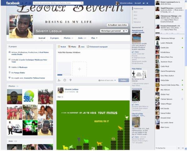 Voila Mon Facebook <3