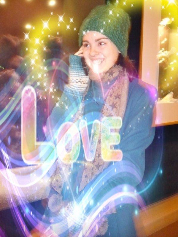 Mon Amour Je T'aime <3 <3 <3