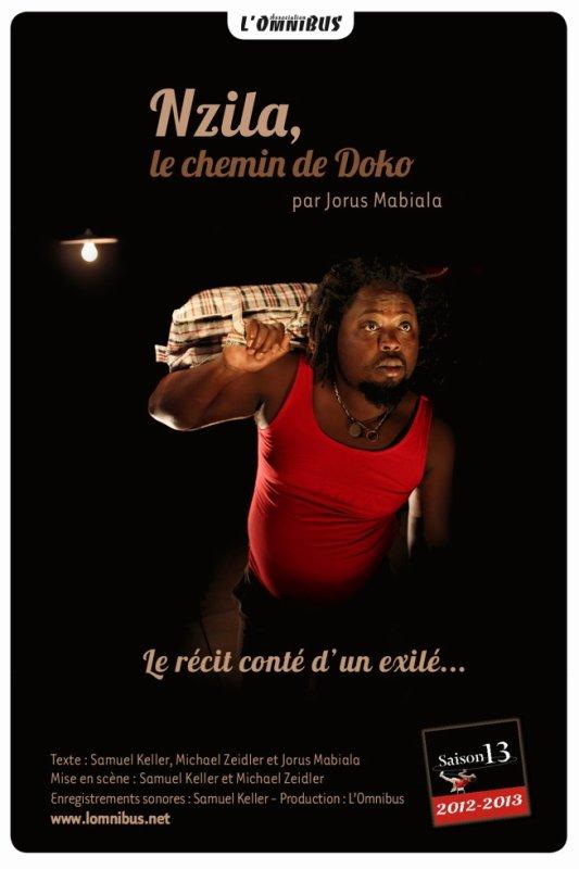 """Nouveau Spectcle """"Nzila le chemin de Doko"""""""