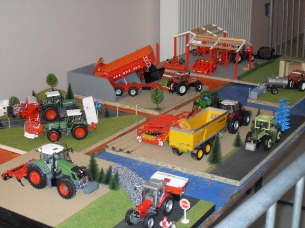 Expo Barbençon 2012: vue d'ensemble de nos dios