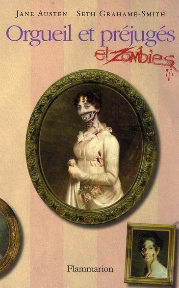"""""""Orgueil et préjugés et zombies"""""""