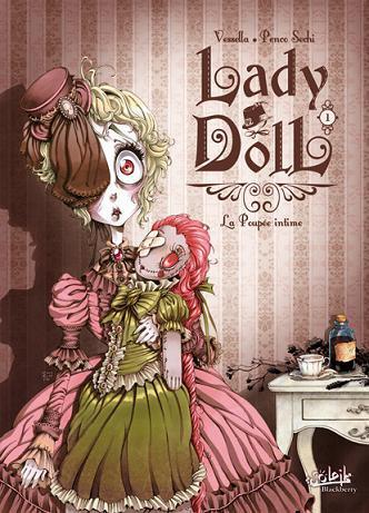 Une petite BD : Lady doll