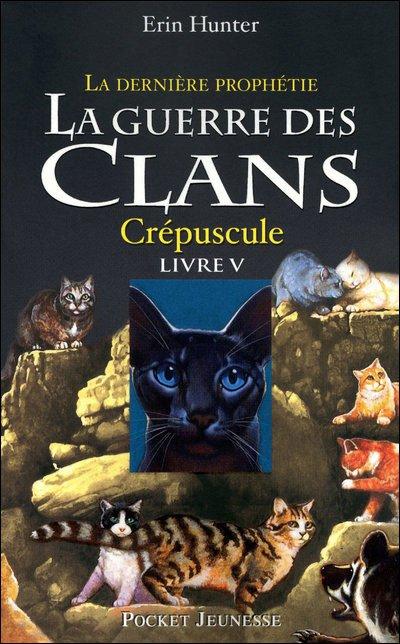 """""""La guerre des clans"""" livre 5 cycle 2"""