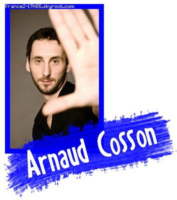 Arnaud Cosson ♥