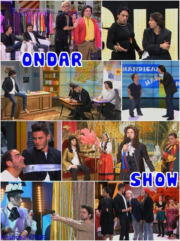 ONDAR Show : 20/10/2012