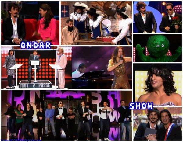 ONDAR Show : 10/11/2012