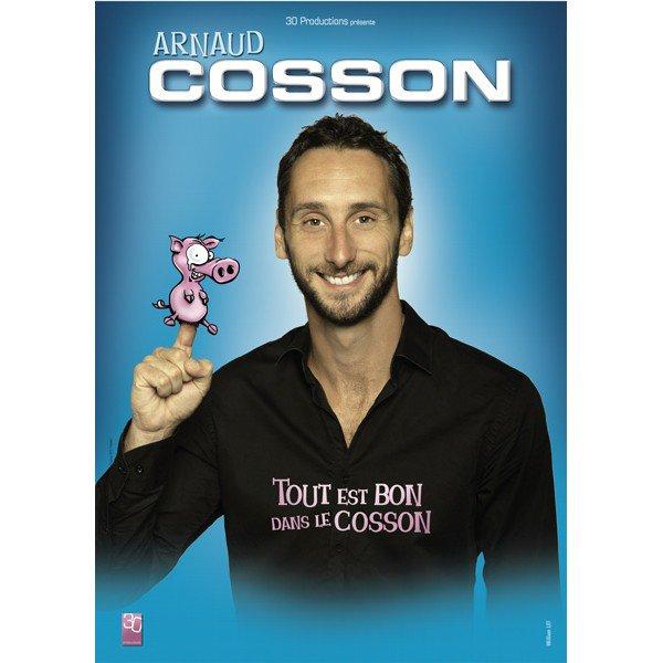 Tout est bon dans le Cosson - Arnaud Cosson