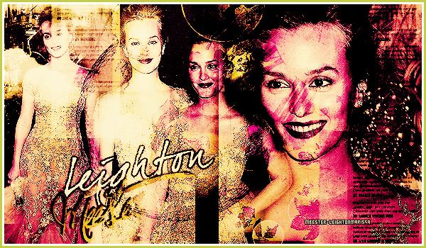 ♣ Ici ta source sur la talentueuse Leighton Marissa Meester ♥
