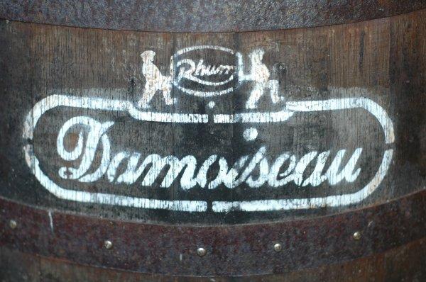 Visite de la distillerie Damoiseau et shoping :-)
