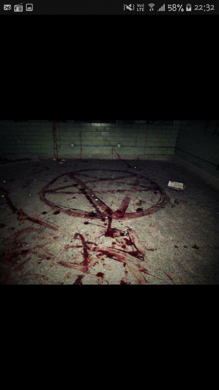 Les 9 représentations d'un sataniste