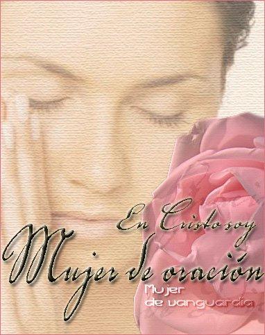 Mujer de oracion