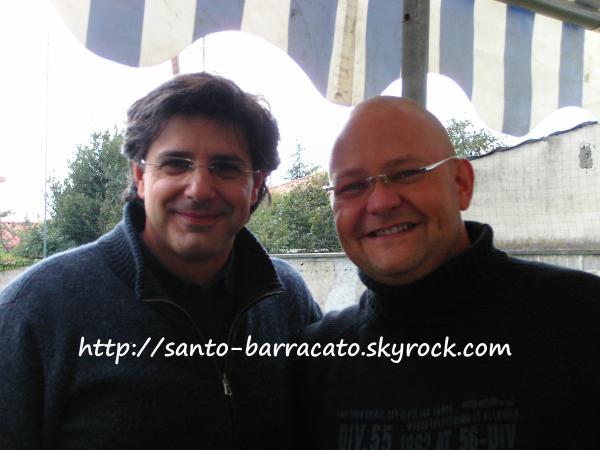 Santo Barracato et David Silberstein