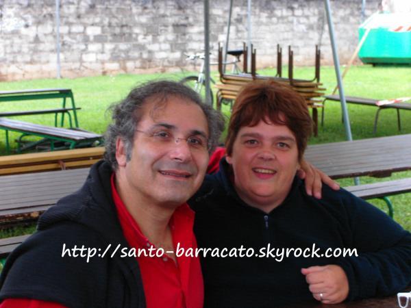 Frédéric Zeitoun à l'écoute de Santo Barracato