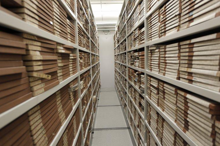 Les archives!