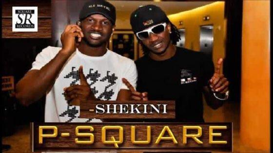 Deejay YanMiix P-Square - Shekini / Deejay YanMiix P-Square - Shekini (2014)