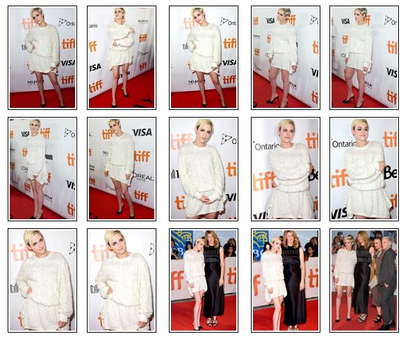 . ♦ Kristen Stewart a été aperçue lors d'une première à Toronto  le 15/09/18---♣  Apparence / Candids / Photoshoot / Autres ✄ Kristen Jaymes Stewart s'est donc rendue à la première du film Jeremiah Terminator Leroy lors d'un festival à Toronto (Canada). .