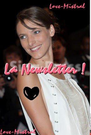 Newsletter sur Love-Mistral ! :)