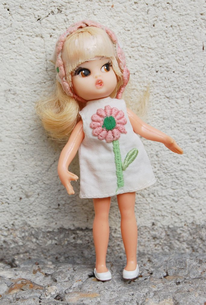 voici donc dolly darling de hasbro 1967