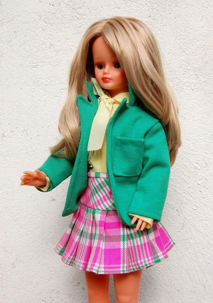 trouvaille suite : tenue lisa de 1975 pour cathie bella