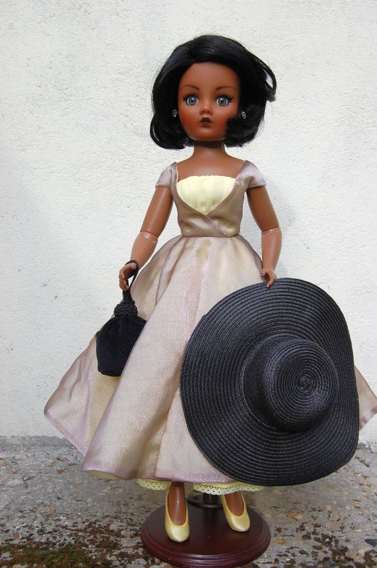 cissy en sophisticated lady of the 50's