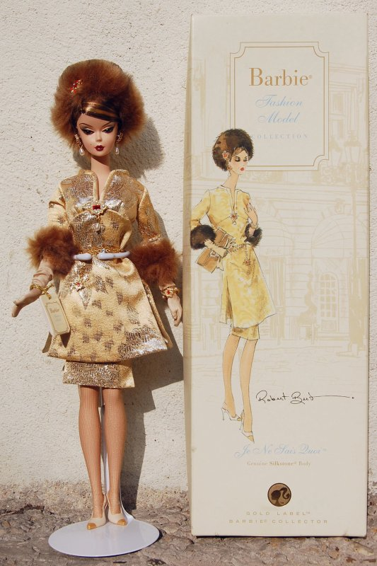 barbie silkstone robert best 'je ne sais quoi'