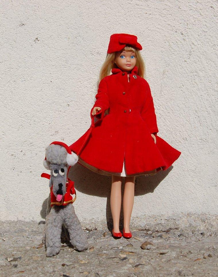 petit, très petit défilé Mattel