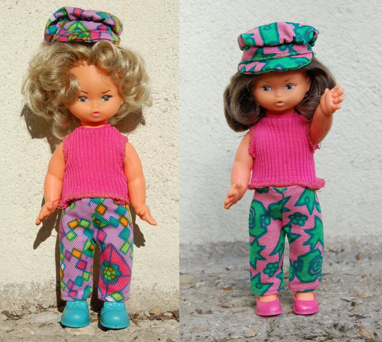 petit jeu ! avez vous une ou plusieurs poupées préférées ?