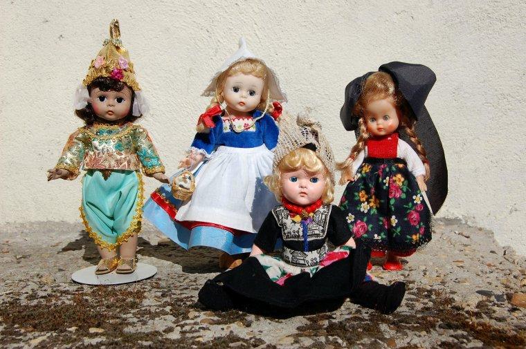 un quatuor très folklo