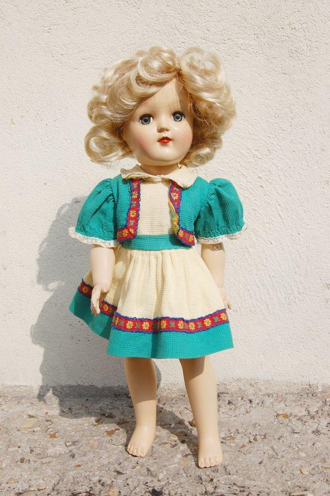 toni d'ideal doll s'est refait une beauté