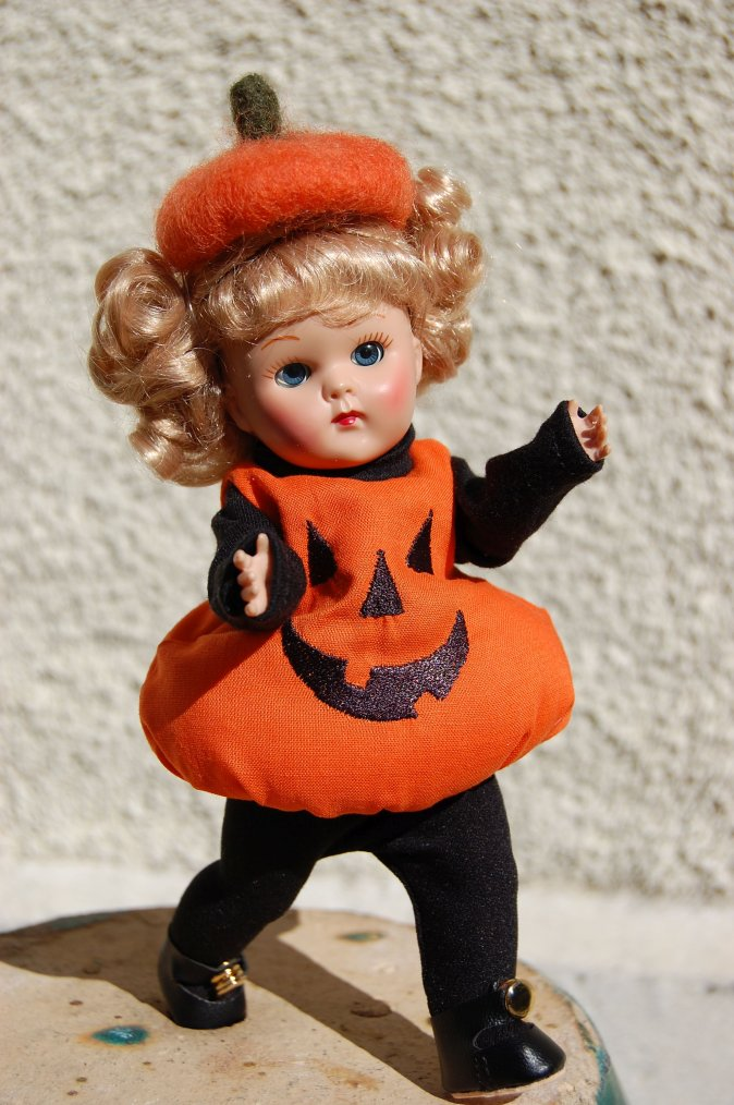 poupée halloween