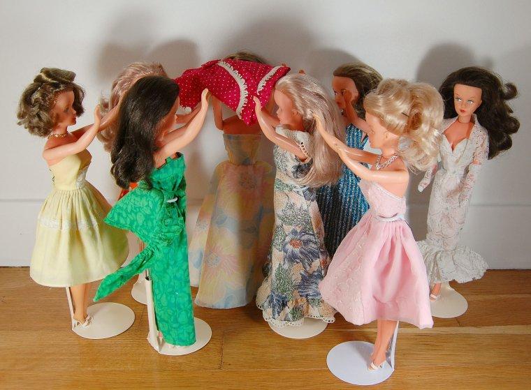 poupées sportives