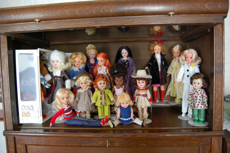 VITRINE SINDY GINNY & CO