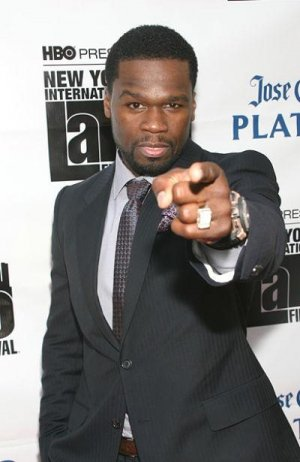 Curtis '50 Cent' Jackson au cinema Filmographie