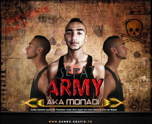Army Aka Monadil
