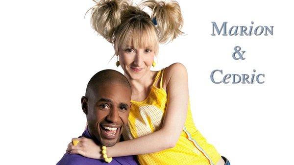Le couple Marion & Cédric