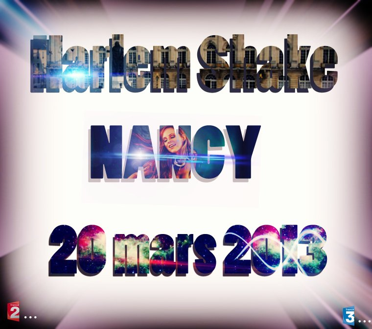 Harlem Shake Nancy 20 mars 2013