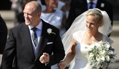 Le Mariage de Zara Phillips et Mike Tindall
