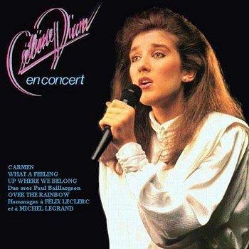 En 1985, Céline sort son premier album live