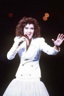 En 1988, Céline Dion remporte l'Eurovision...