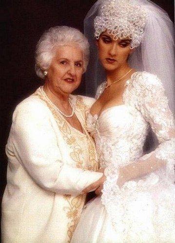 Le mariage de Céline & René a lieu le 17 décembre 1994...