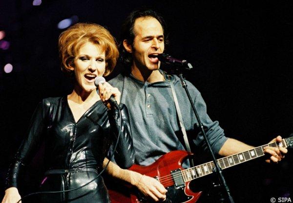 1995 est l'année Céline Dion grâce à Jean-Jacques Goldman et l'album D'eux