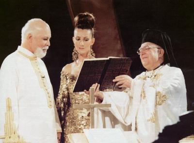 Le 5 janvier 2000, Céline \u0026 René se remarient à Las Vegas