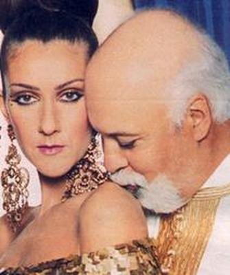 Le 5 janvier 2000, Céline & René se remarient à Las Vegas...