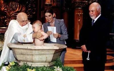 Le 25 juillet 2001, René Charles à été baptisé...