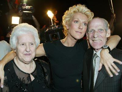 """En 2003, Céline Dion sort deux albums et débute le show """"A New Day"""" à Las Vegas..."""