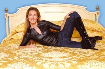 """En 2005, Céline Dion sort un best of de ses plus belles chansons françaises """"On ne change pas""""..."""